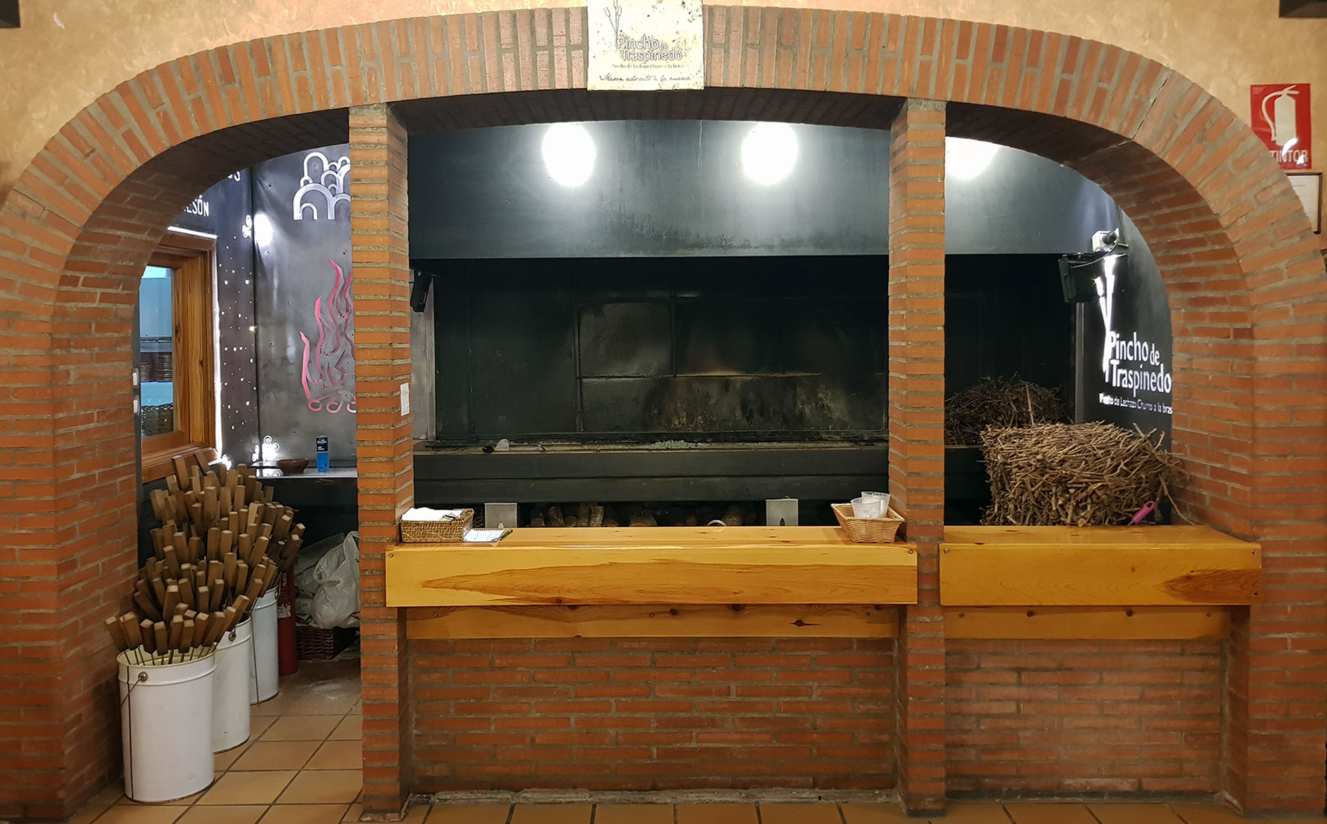BIENVENIDO A LOS DOCE ARCOS